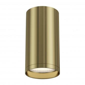 луна за външен монтаж fokus s, brass, maytoni, 1xGU10, c052cl-01bs