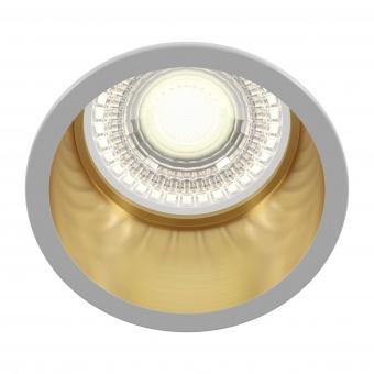 луна reif, white+gold, maytoni, 1xGU10, dl049-01wg
