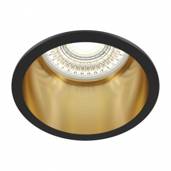 луна reif, black+gold, maytoni, 1xGU10, dl049-01gb