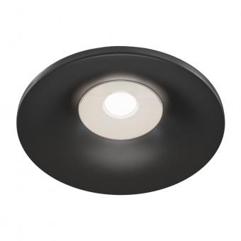 луна barret, black, maytoni, 1xGU10, dl041-01b