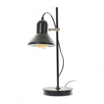 Работна лампа Adder, черен, elbulgaria, 1xe27, 2344 BK