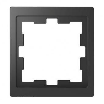 Рамка 1х цвят Антрацит System Design Merten SE ,MTN4010-6534
